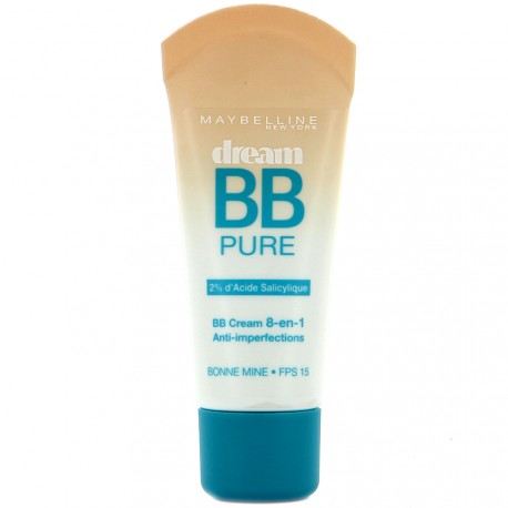 Gemey maybelline - Dream BB Pure Bonne mine FPS 15 - 30ml