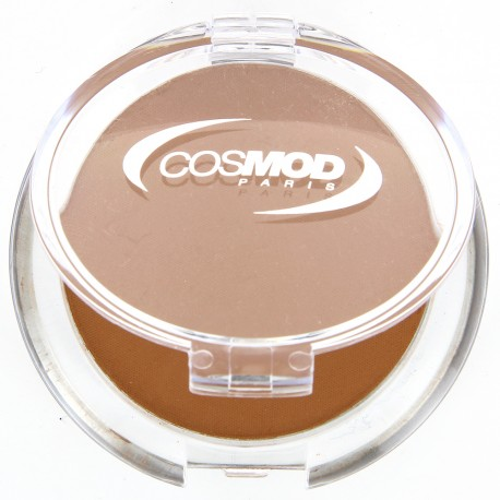 Cosmod - Poudre compacte N°06 Cacao - 12g
