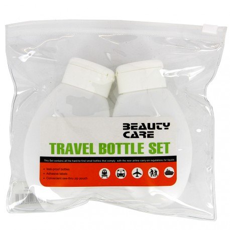 Beauty Care - Set de voyage 2 flacons
