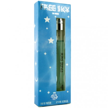 Real Time - Free Sky - Eau de parfum Miniature - 10ml