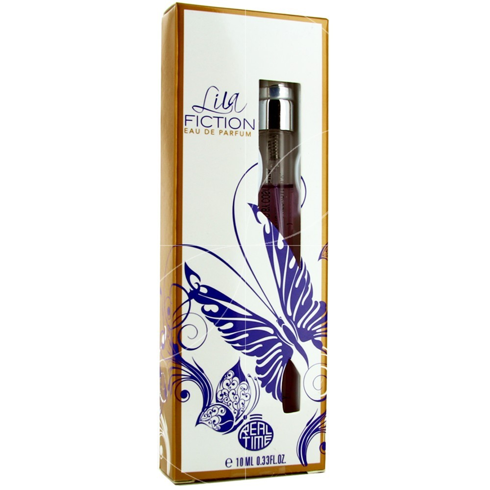 Real Time - Lila Fiction - Eau de parfum miniature - 10ml