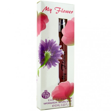 Real Time - My Flower - Eau de parfum Miniature - 10ml