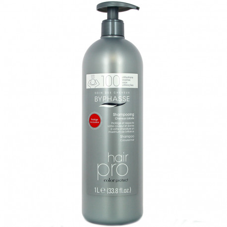 Byphasse - Shampooing Hair pro Color protect - 1000ml
