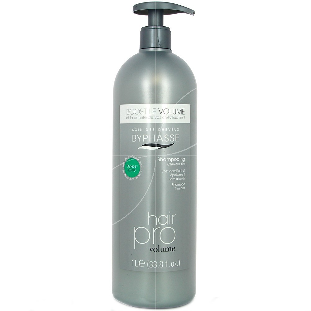 Byphasse - Shampooing Hair pro Volume - 1000ml