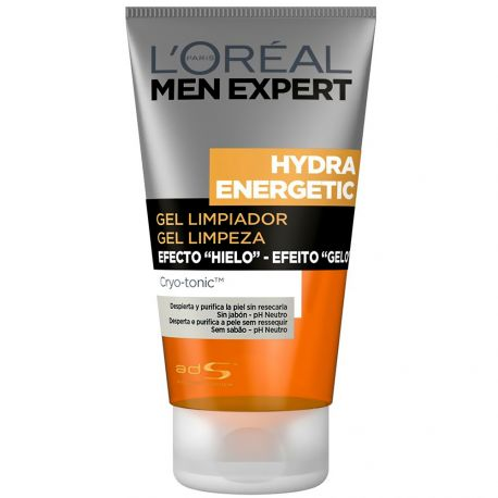 L'Oréal Men Expert - Hydra Energetic Gel Nettoyant Boostant - 150ml