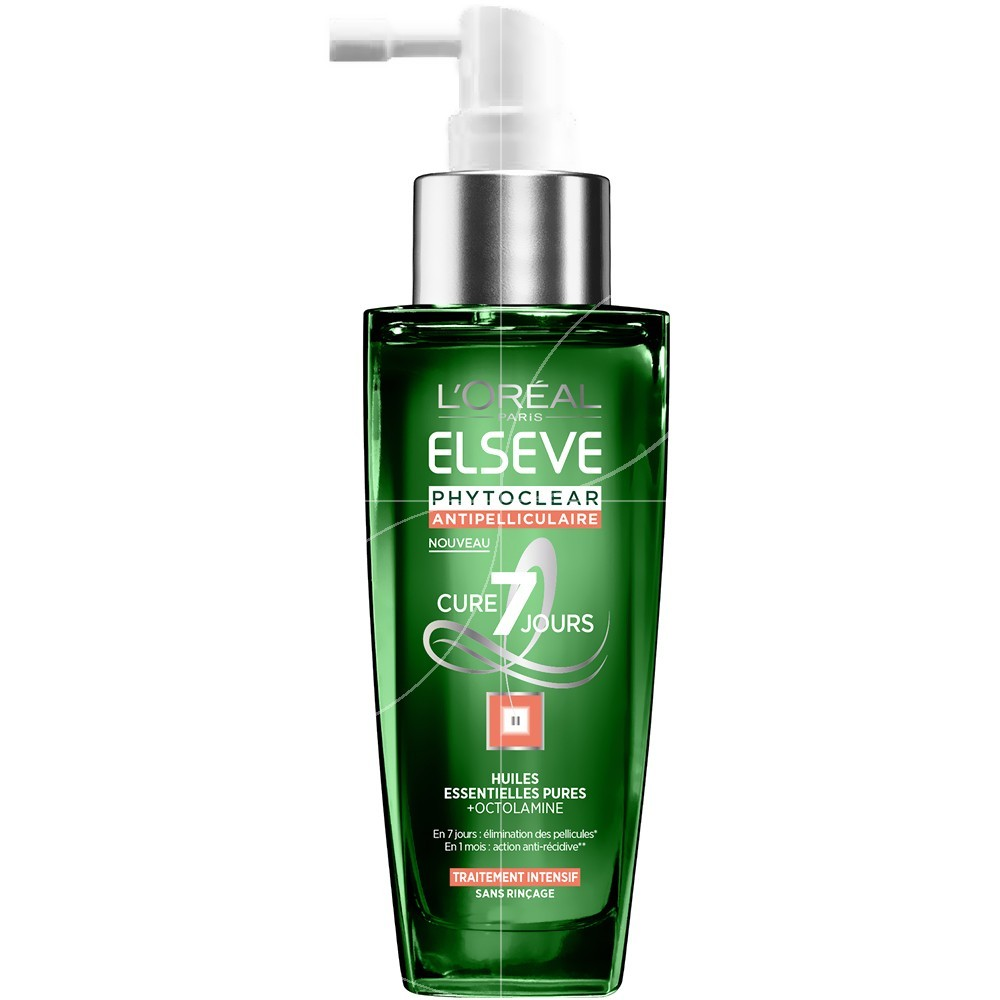 L'Oréal - Elseve Lotion Antipelliculaire Phytoclear - 100ml
