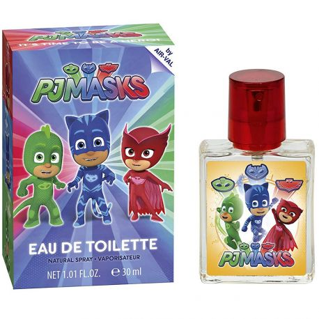 PJMASKS - Eau de Toilette Pjmasks - 30ml