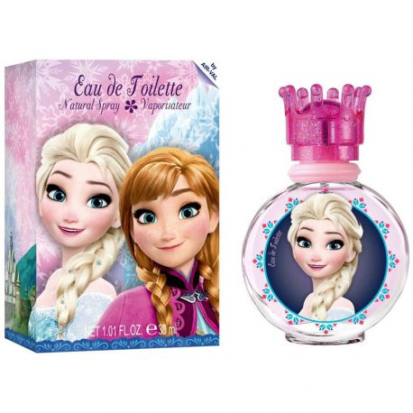 Disney - Frozen Eau de Toilette La Reine des Neiges - 30ml