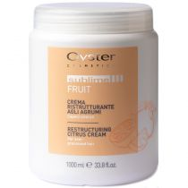 Oyster Sublime Fruit - Masque restucturant aux agrumes - 1000ml