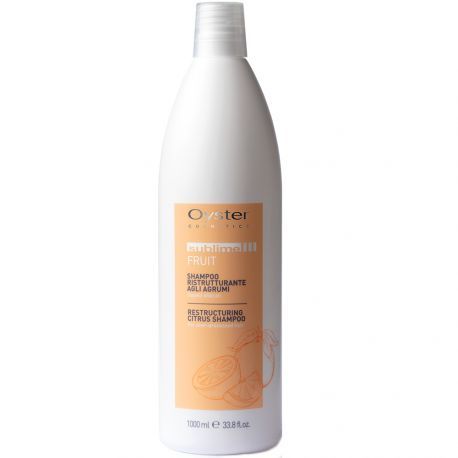 Oyster Sublime - Fruit Shampooing restructurant aux agrumes - 1000ml