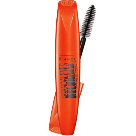 Rimmel - Mascara Scandaleyes Reloaded - Black - 12ml