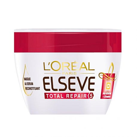 L'Oréal - Elseve - Total Repair - Masque capillaire- 300ml