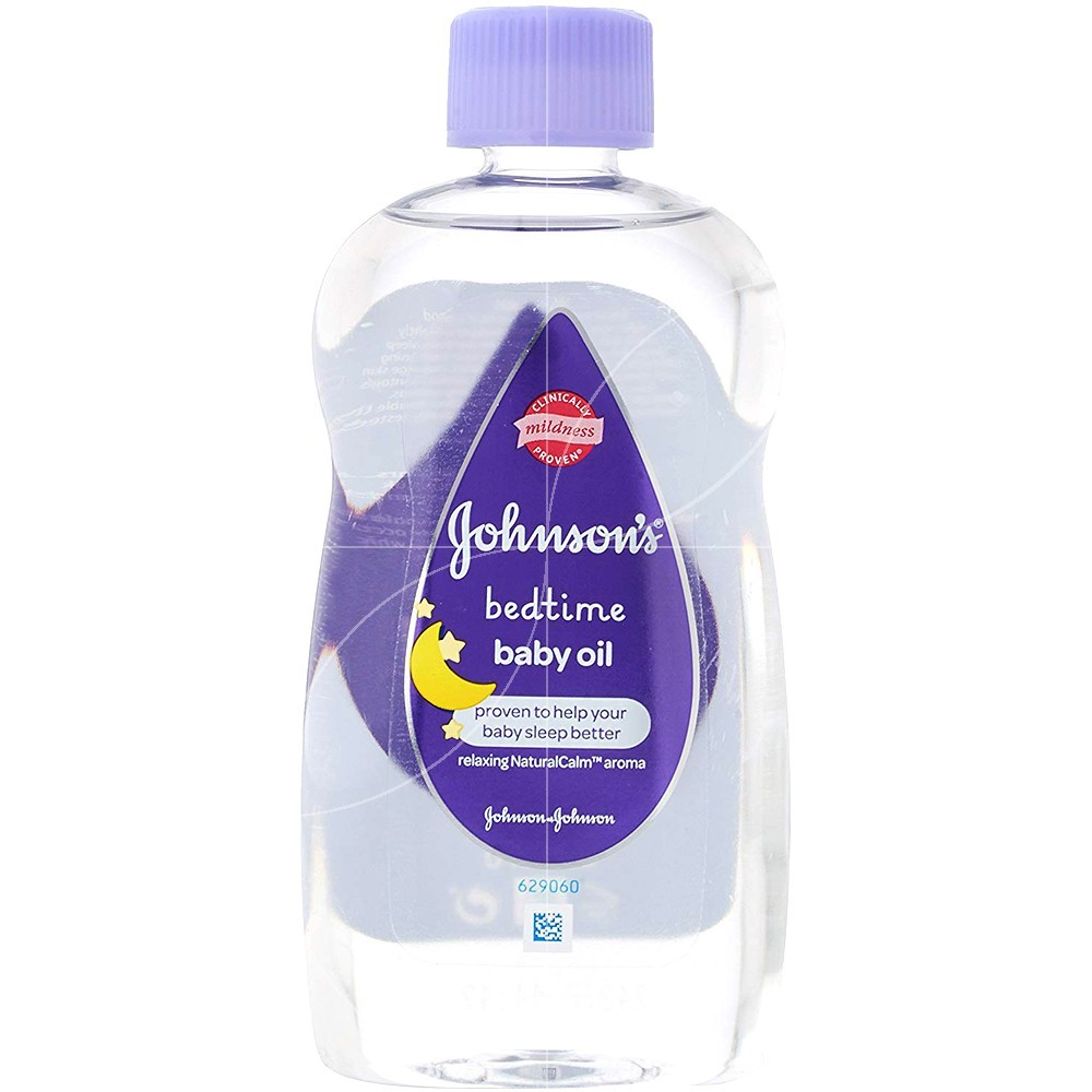 Johnson's - huile bedtime - 300ml