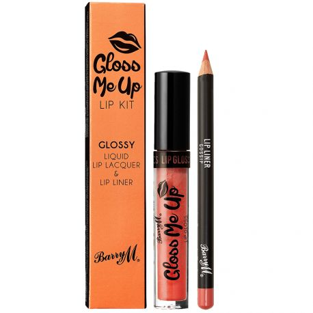 Barry M - Gloss Me Up Kit Lèvres - Gossip