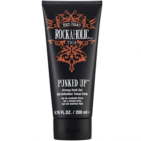 Bed Head Tigi® - Rockaholic Punked up Gel Tenue forte - 200ml