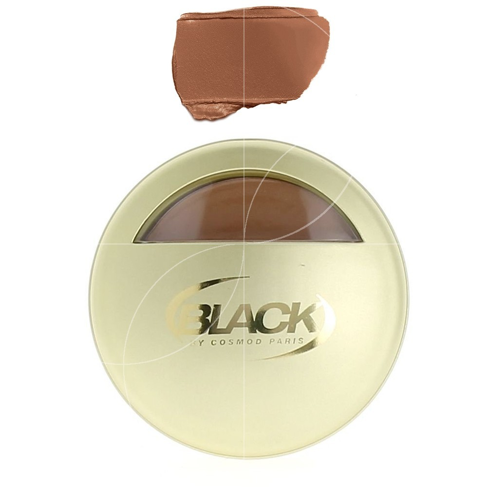 Black by Cosmod - Fond de teint Cake crème 01 Nude - 11g