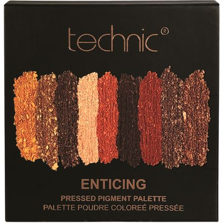 technic - Palette Enticing 9 fards à paupières - 6,75g