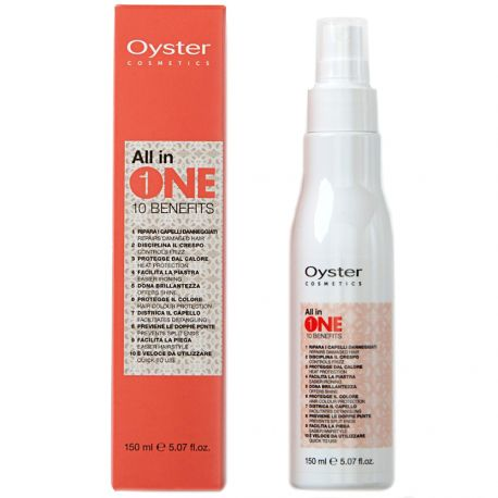 Oyster all in One - Masque Spray multi-bénéfices 10 en 1 - 150ml