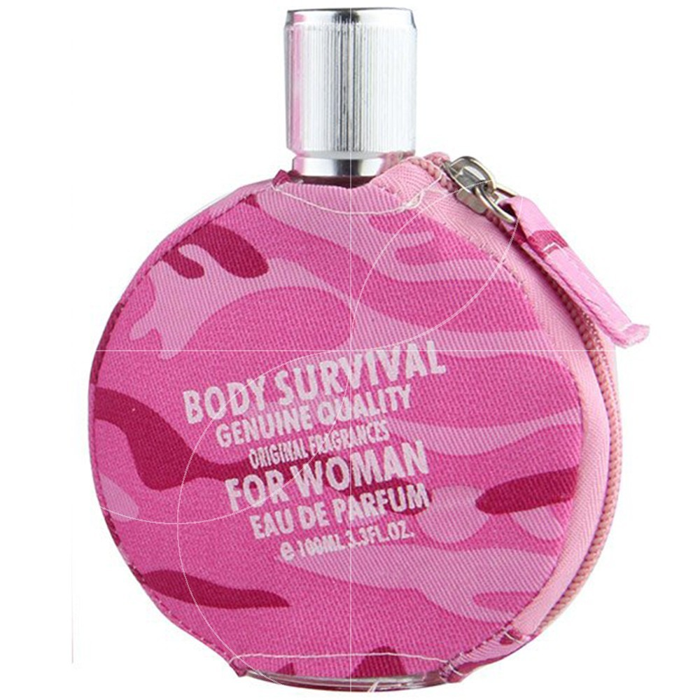 Omerta - Body Survival - Eau de Toilette Femme - 100ml