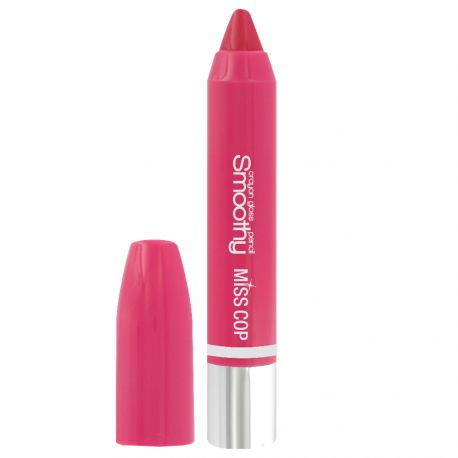 Miss Cop - Crayon Gloss Smoothy n°09 Rose intense - 3,5g