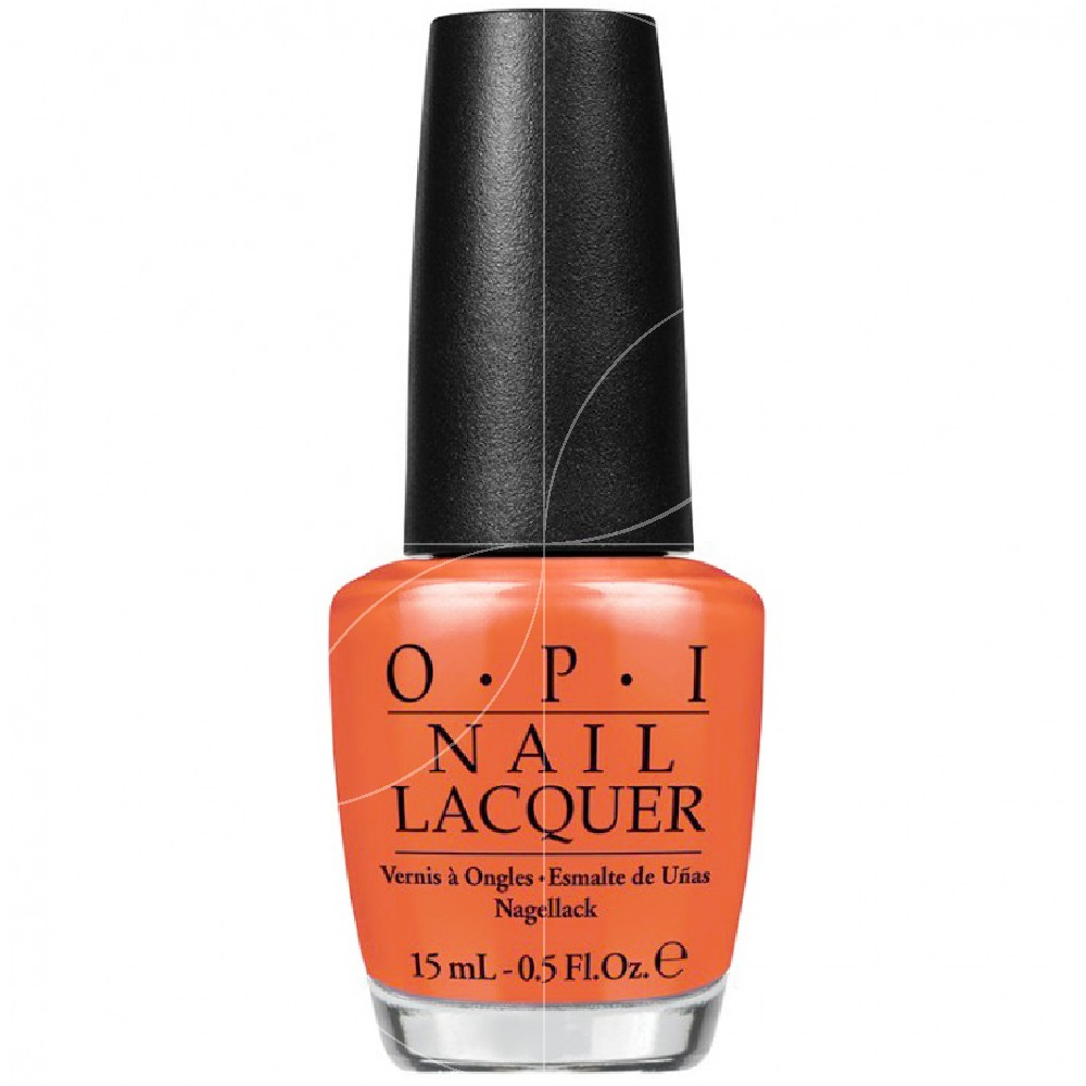 O.P.I - Vernis à ongles Can't Afjörd Not To - 15ml