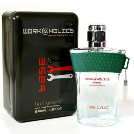 Linn Young - Work@holics Base - Eau de toilette homme - 100ml
