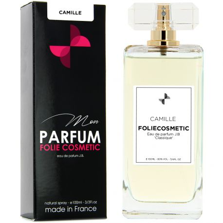 Folie Cosmetic - Parfum JB - Camille - 100ml