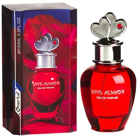Omerta - Love Always - eau de parfum femme - 100ml