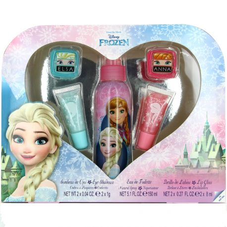 Disney - Coffret La Reine des neiges maquillage + Brume eau de toilette