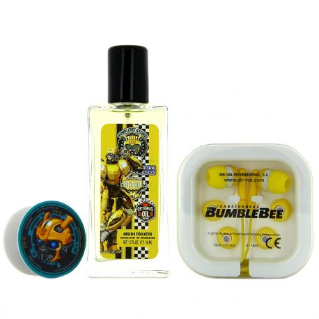 Air-Val - Coffret Transformers BumbleBee - 3 pcs