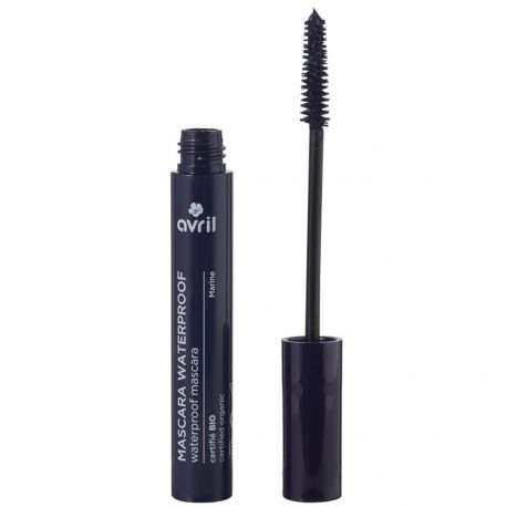 Avril - Mascara Waterproof Bleu marine Certifié BIO - 10ml