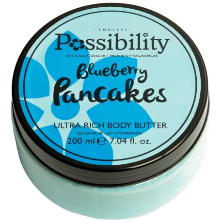 Possibility - Blueberry pancakes beurre corps hydratant - 200ml