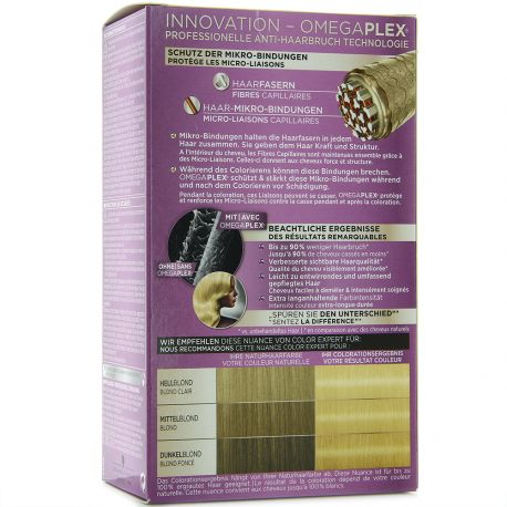Schwarzkopf - Coloration Color Expert 12.0 Blond Glacé