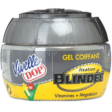 Vivelle Dop - Gel coiffant fixation Blindée 150ml