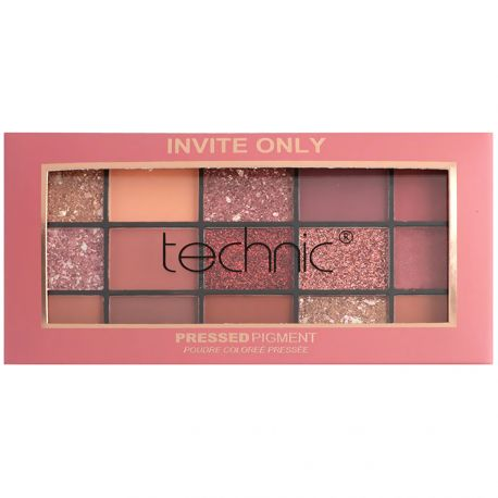 technic - Invite Only Palette 15 fards à paupières - 21,9g