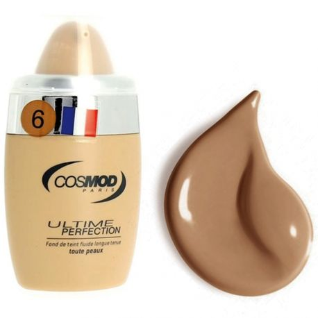 Cosmod - Fond de teint Ultime Perfection 06 Cannelle - 40ml
