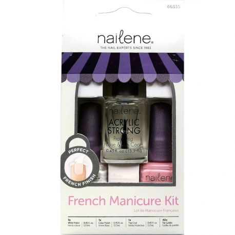 Nailene - Kit French manucure