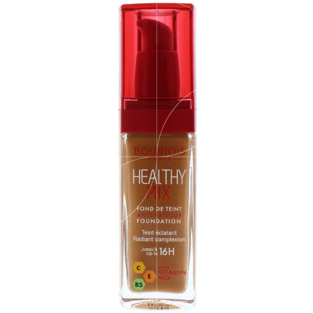 Bourjois - Healthy Mix Fond de teint n°59 Ambre - 30ml