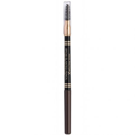 Max Factor X - Crayon sourcils rétractable avec goupillon 04 Chocolate