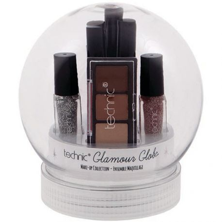 Novelty - Coffret Glamour Globe Maquillage - 7pcs