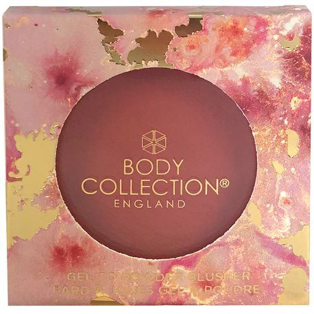 Body Collection - Fard à joues poudre POPPY - 5g