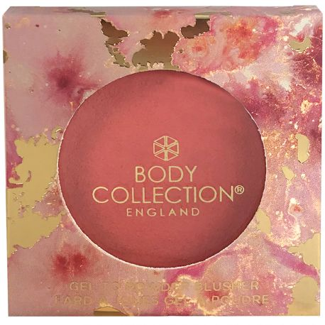 Body Collection - Fard à joues poudre Peony - 5g