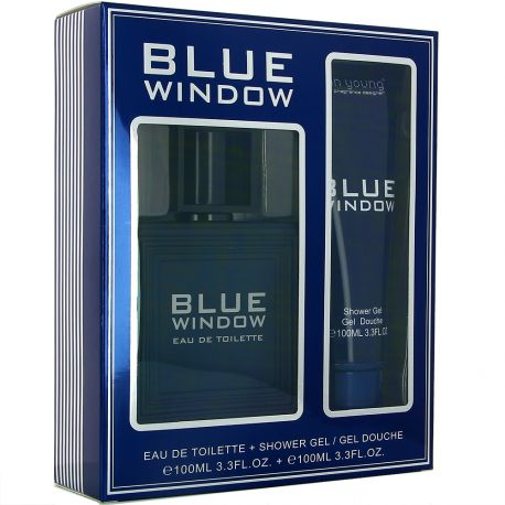 Linn Young - Coffret Blue Window - 2x100ml