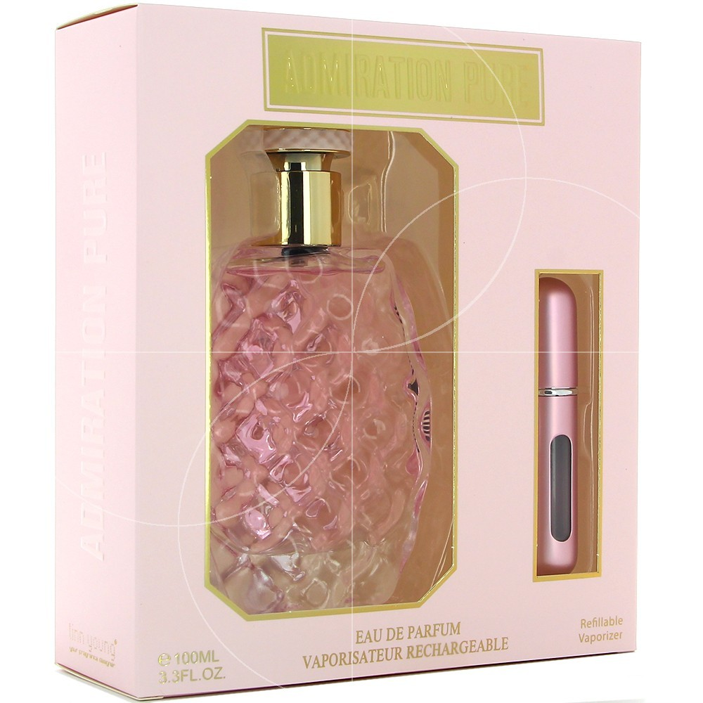 Linn Young - Coffret Admiration Pure