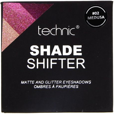 technic - Shade Shifter Palette yeux - 02 Medusa
