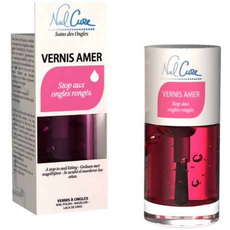 Nail Cure - Vernis amer - 10ml
