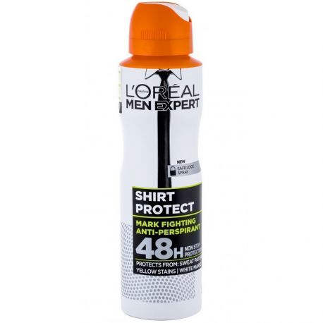 L'Oréal Men Expert - Déodorant Spray Shirt Protect - 200ml