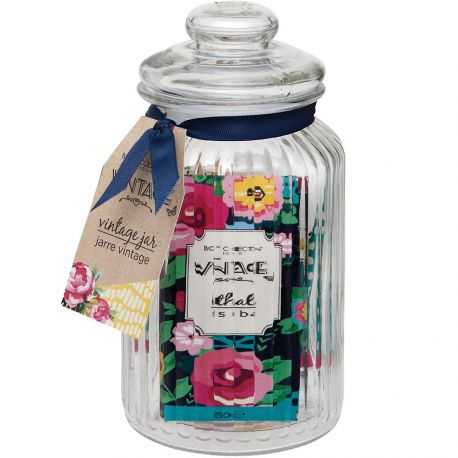 Body Collection Vintage - Coffret Jar - 5pcs