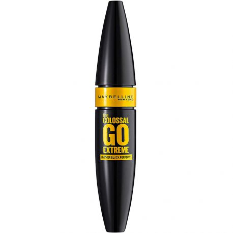 Gemey Maybelline - Mascara Colossal Go Extreme Leather Noir - 9,5ml