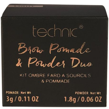 technic - Kit ombre fard à sourcils & pommade - Light - 3g